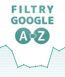 Filtry Google od A do Z
