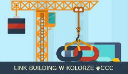 Link building w kolorze #CCC